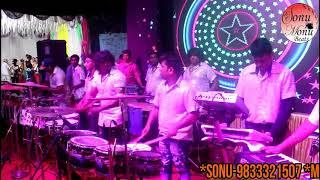 Sonu & Monu Beat's Ply Bhau mana samrat Song at Kandivali Haldi Show 2019