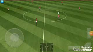 Como hacer la chilenita en dream lengue Soccer