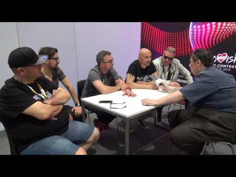 ESCKAZ in Vienna: Interview with Voltaj (Romania)