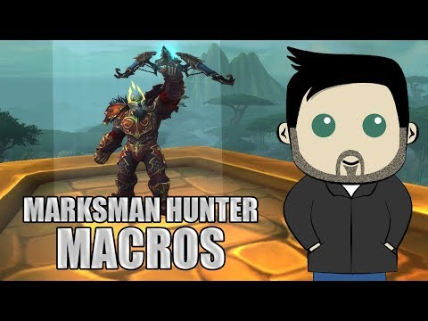 Marksmanship Hunter GSE Macros For 8.0