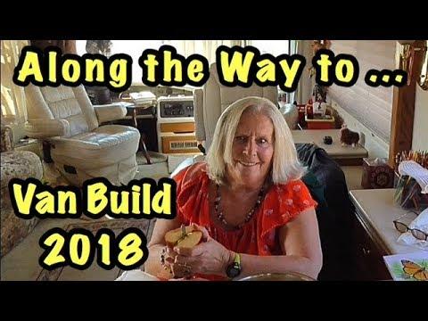Along the Way to Van Build 2018
