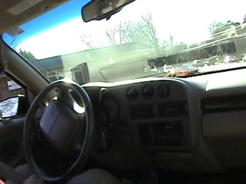 Chevrolet Lumina Start Up And Test Drive