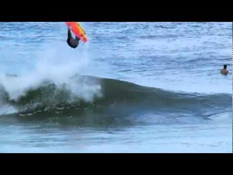Surfing Backflip