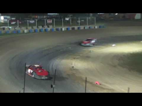 Pro Stock Feature Race at Crystal Motor Speedway, Michigan on 07-22-2017.