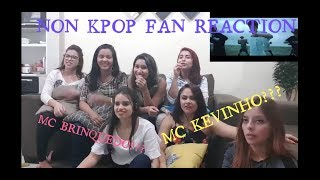 NON KPOP FAN REACTION BTS - SAVE ME