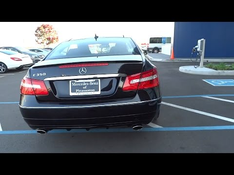2012 mercedes benz e class pleasanton walnut creek for Mercedes benz livermore