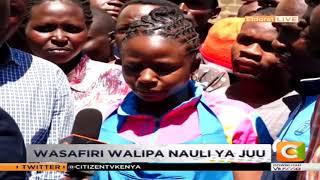 Mamia ya wakaazi  Eldoret wahangaika na kupoteza muda mwingi kusubiri magari ya usafiri wa umma.