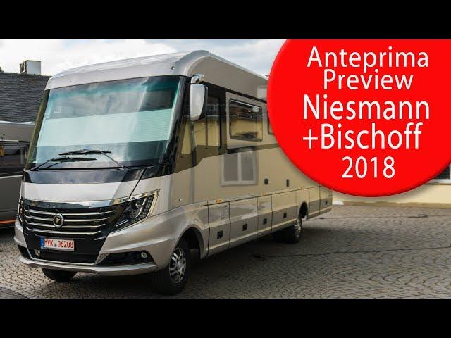 Anteprime Camper 2018: Niesmann+Bischoff - Motorhome preview 2018: Niesmann+Bischoff