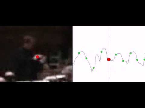 Musical Analysis of Conducting Gestures Using Methods from Computer Vision 2010