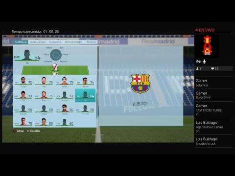 REAL MADRID - FC BARCELONA
