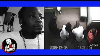 Shocking Buju Banton Undercover Footage Released Of Him Tasting Food