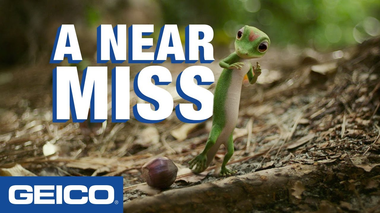 The Gecko Takes A Stroll - GEICO Insurance