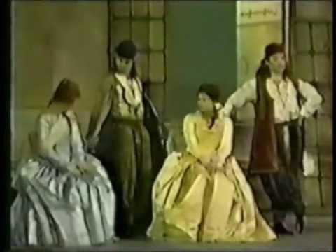 Cosi fan tutte - Paris - 1996 - Act I