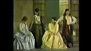 Cosi fan tutte - Paris - 1996 - Act I