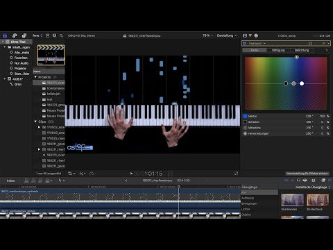 How to make a Synthesia piano cover (Basics) - Tutorial by Gustav Astep