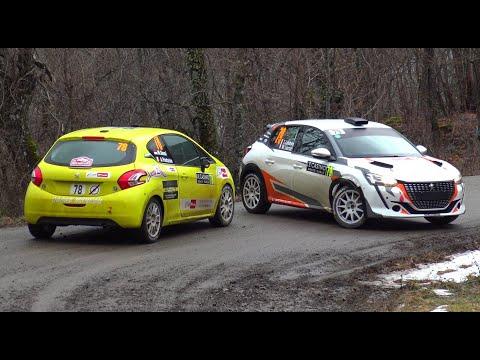 WRC Rallye Monte Carlo 2021 Big Show & Mistake Day 1 - RallyeFix