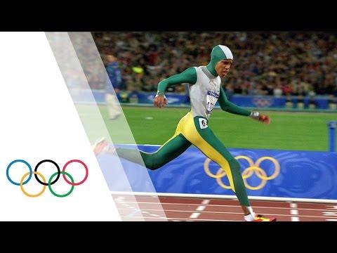 Cathy Freeman Wins 400m Gold - Sydney 2000 Olympics