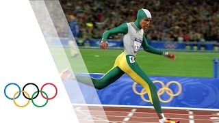 Cathy Freeman Wins 400m Gold - Sydney 2000 Olympics
