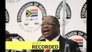Barbara Hogan takes the hot seat at state capture inquiry