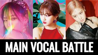 Download lagu WENDY VS JIHYO VS ROSE ( MAIN VOCAL BATTLE )