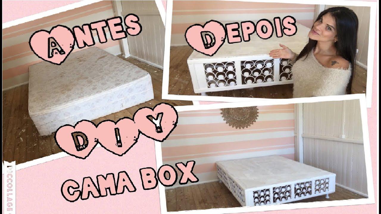DIY Como Reformar Cama Box   #844B48 1376x782