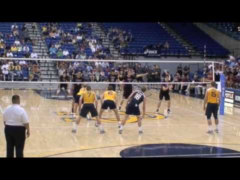 Stanford vs UCI Volleyball Part 3.m4v