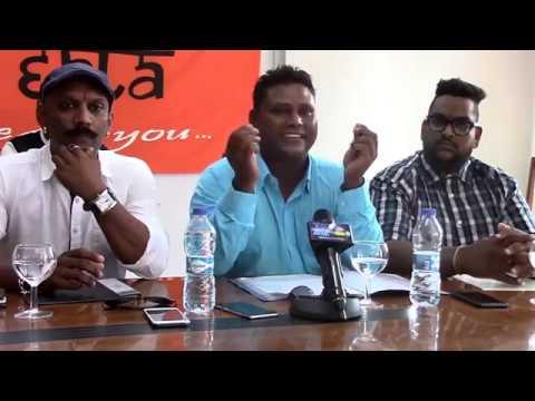 Maurice Info - [Vidéo Intégrale] Conférence de presse de Veer Ekta