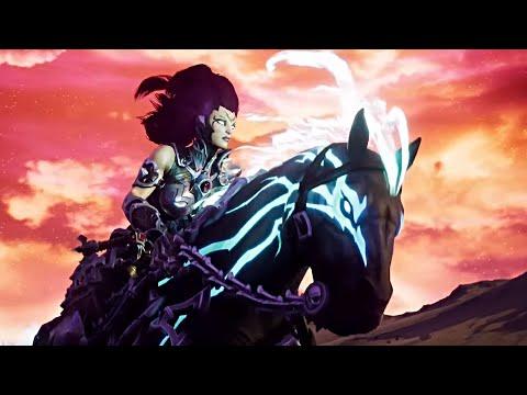 Прохождение игры:Darksiders III: Deluxe Edition 16 Часть Подготовка к Бою с Гневом |