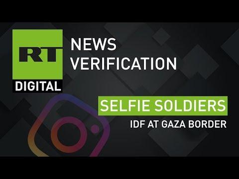IDF on-duty: Israeli soldiers share juvenile antics on social media