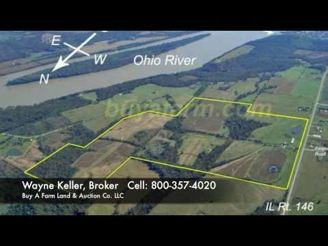 SOLD!!!  -  Pope County Illinois Farm For Sale