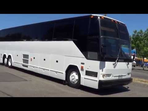 Northwest Bus Sales Used 2000 Prevost H3-45 56 Passenger Motor Coach - C13638
