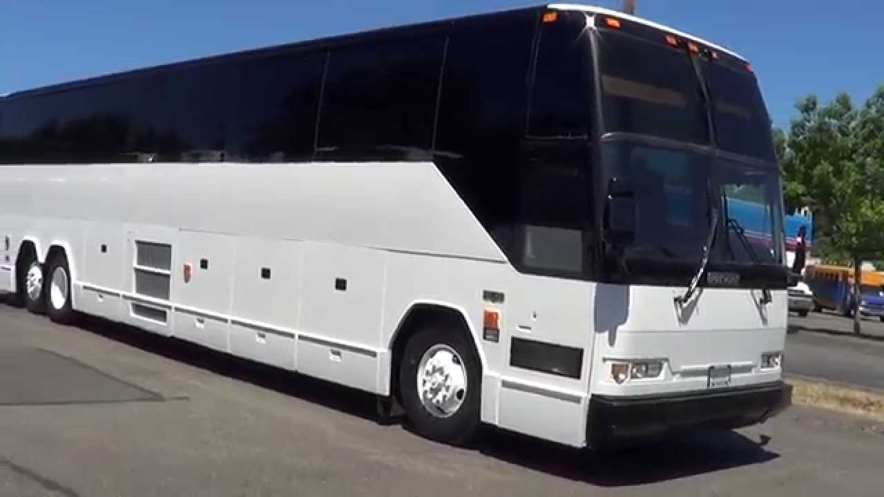 Northwest Bus Sales Used 2000 Prevost H3 45 56 Passenger