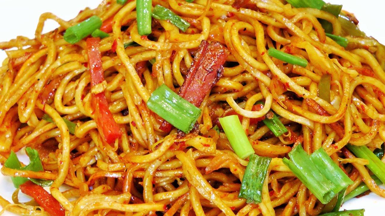 schezwan noodles recipe indian street schezwan noodles recipe indian street food madhurasrecipe madhurasrecipe marathi forumfinder Image collections