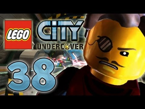 Let's Play Lego City Undercover Part 38: Forrest Blackwell?!
