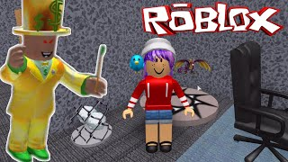 ROBLOX ESCAPE FROM THE OFFICE OBBY | RADIOJH GAMES