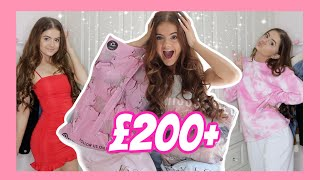 HUGE Online Shopping Try-On Haul! £200 + || Ellie Louise