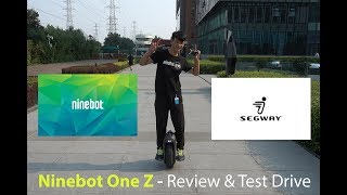 Ninebot One Z - Review & Test Drive