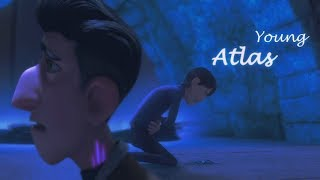 young Atlas [Trollhunters]