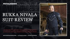 Rukka Nivala jacket and pant review