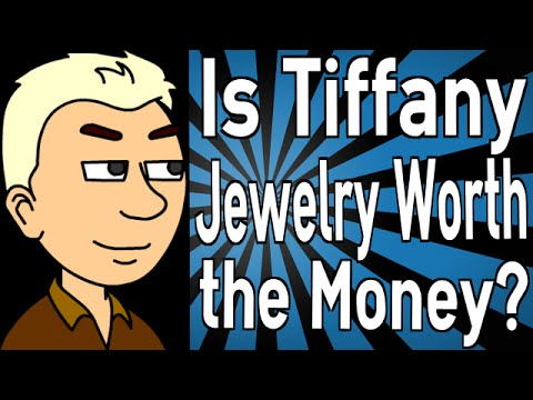 is tiffany jewelry worth the money youtube
