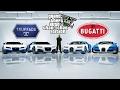 GTA 5 Что быстрее Bugatti Chiron Bugatti Veyron Truffade Nero Truffade Adder mp3