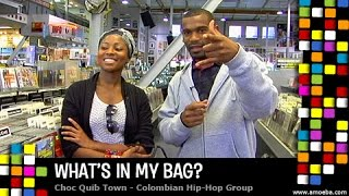 ChocQuibTown - What's In My Bag?
