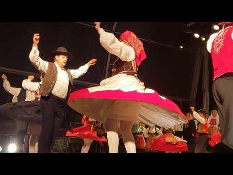 Grupo Folclórico de Parada de Gatim : Festa das Colheitas - Vila Verde - 2018
