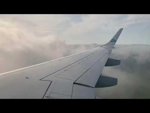 Warsaw To Amsterdam Flight Ver 2