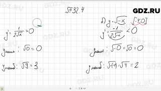№ 32.4 - Алгебра 10-11 класс Мордкович