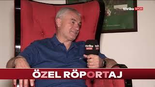 Özel Röportaj | Demir Grup Sivasspor Teknik Direktörü Rıza Çalımbay