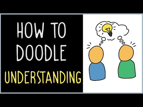 How to Draw an Understanding (drawing tips)