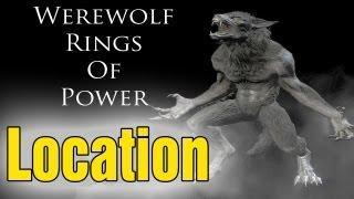 Skyrim Dragonborn DLC: How to Get All Werewolf Rings of Power