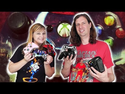 Xbox 360 CONTROLLER COLLECTING w Kinsey