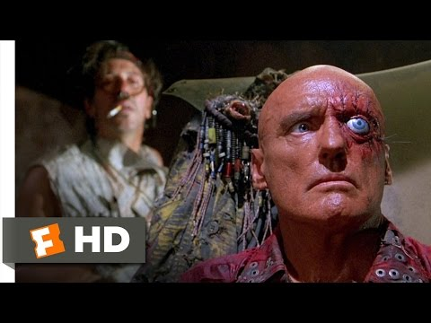 Waterworld (8/10) Movie CLIP - New Eye (1995) HD